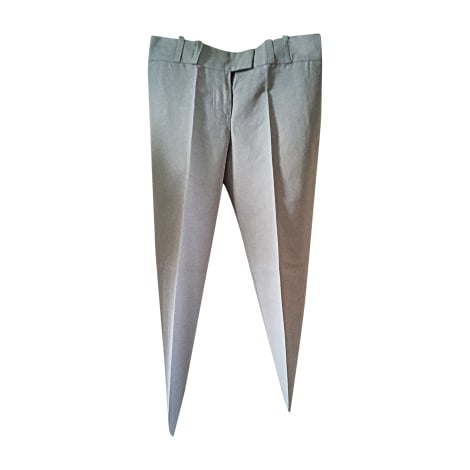 Pantalon large CHLOÉ Beige, camel