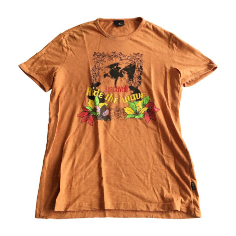 Tee-shirt JUST CAVALLI Orange