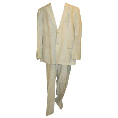 Costume complet CACHAREL Beige, camel