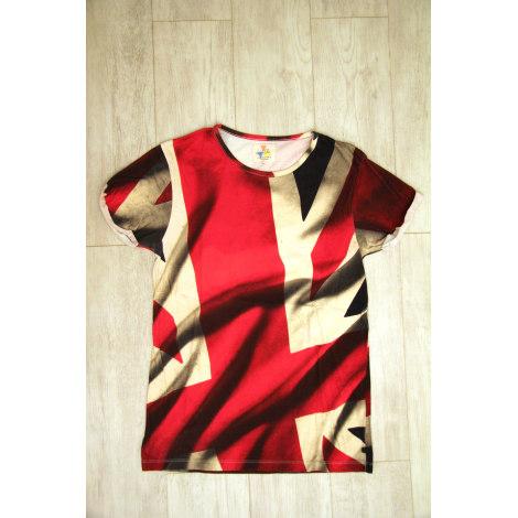 Top, Tee-shirt LITTLE ELEVEN PARIS drapeau anglais