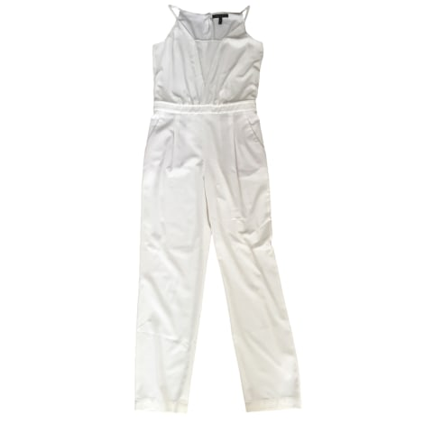 Combinaison BCBG MAX AZRIA Blanc, blanc cassé, écru