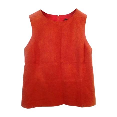 Top, tee-shirt RALPH LAUREN Orange