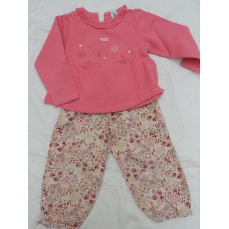 Ensemble & Combinaison pantalon ABSORBA Rose, fuschia, vieux rose