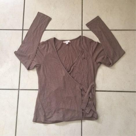 Top, Tee-shirt REPETTO Marron