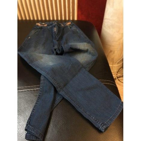 Pantalon SCOTCH R'BELLE Bleu, bleu marine, bleu turquoise