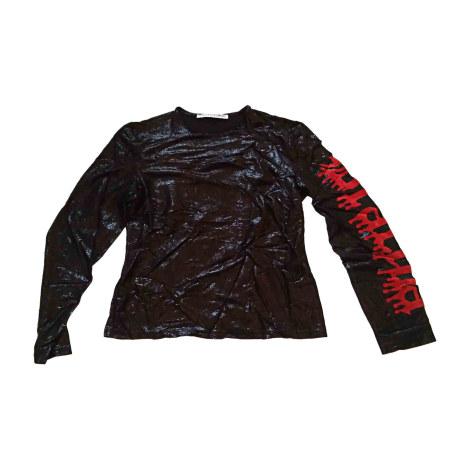 Top, tee-shirt JC DE CASTELBAJAC Noir