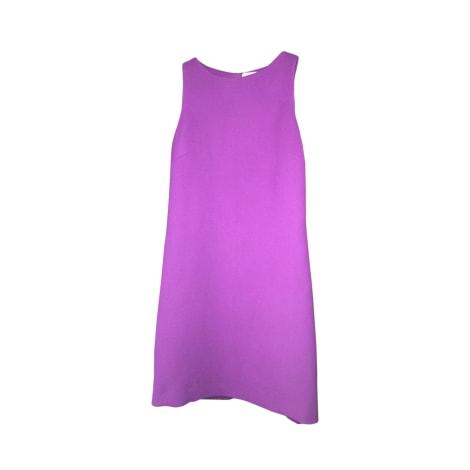 Tailleur robe DIOR Violet, mauve, lavande