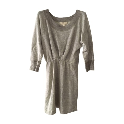 Robe tunique ISABEL MARANT ETOILE Gris, anthracite