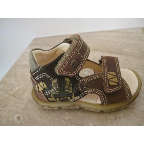Velcro Shoes PRIMIGI Brown