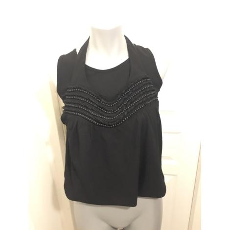 Top, Tee-shirt BILLTORNADE Noir