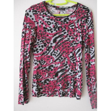 Top, tee-shirt KRISTINA POPOVITCH Multicouleur