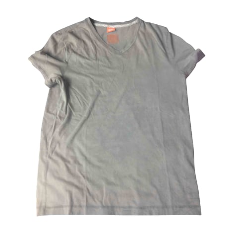 Tee-shirt HUGO BOSS Kaki