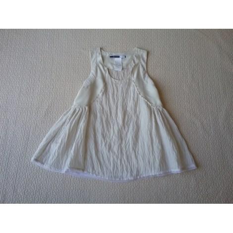 Top, tee-shirt SPORTMAX Blanc, blanc cassé, écru