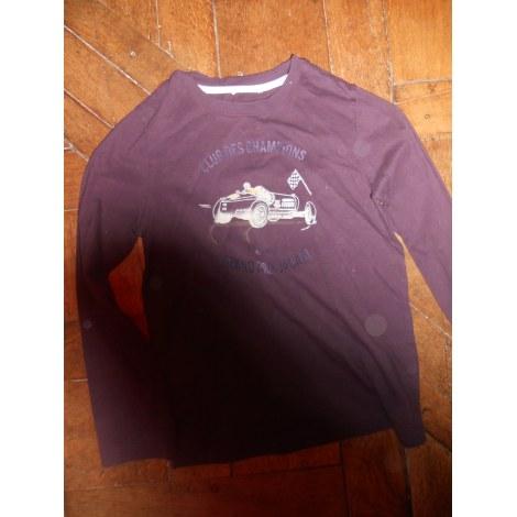 Tee-shirt JACADI Rouge, bordeaux