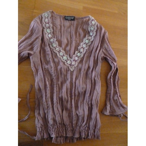 Blouse GOOD LOOK Violet, mauve, lavande