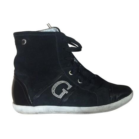 Chaussures de sport GUESS Noir