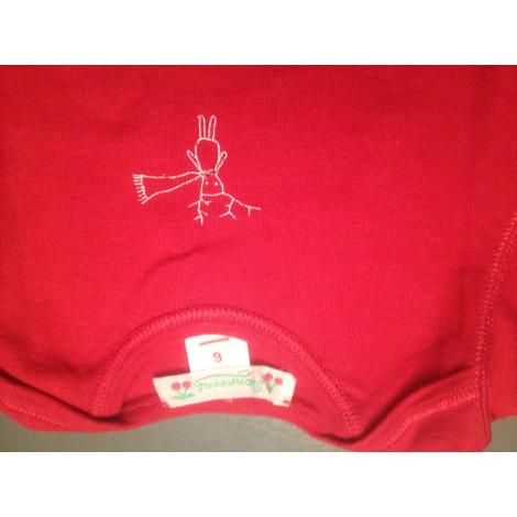Ensemble & Combinaison pantalon BONPOINT Rouge, bordeaux