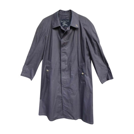 Imperméable, trench BURBERRY Violet, mauve, lavande