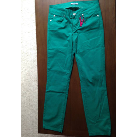 Pantalon droit LIU JO Vert