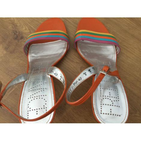 Sandales à talons FREE LANCE Multicouleur