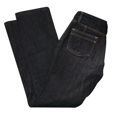 Jeans droit KAREN MILLEN Bleu, bleu marine, bleu turquoise