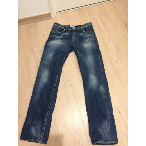 Jeans slim ENERGIE Bleu, bleu marine, bleu turquoise