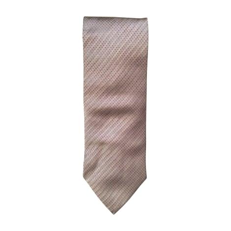 Cravate VALENTINO Gris, anthracite