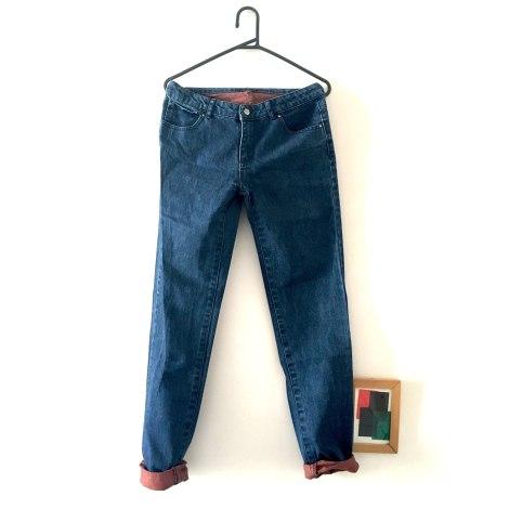Jeans large, boyfriend & OTHER STORIES Denim brut