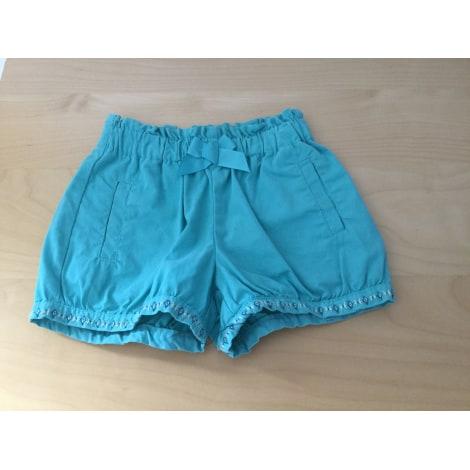 Short VERTBAUDET Bleu, bleu marine, bleu turquoise