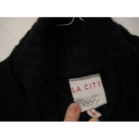 Col roulé LA CITY Noir