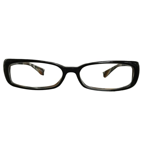 Monture de lunettes ALAIN MIKLI Noir et mélange de marron, marron clair, blanc cassé