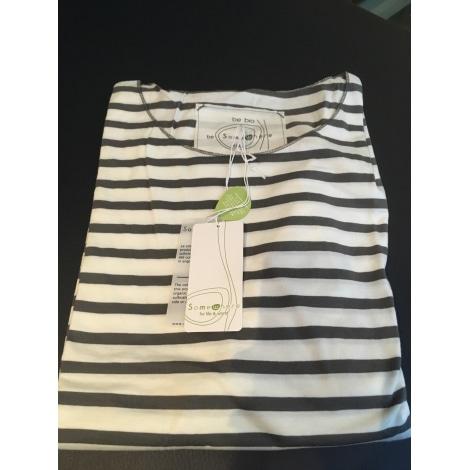 Tee-shirt SOMEWHERE Blanc, blanc cassé, écru