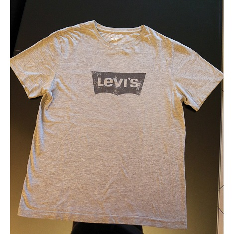 Tee-shirt LEVI'S Gris, anthracite