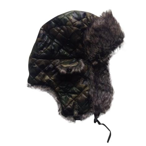 Bonnet SCHOTT Kaki