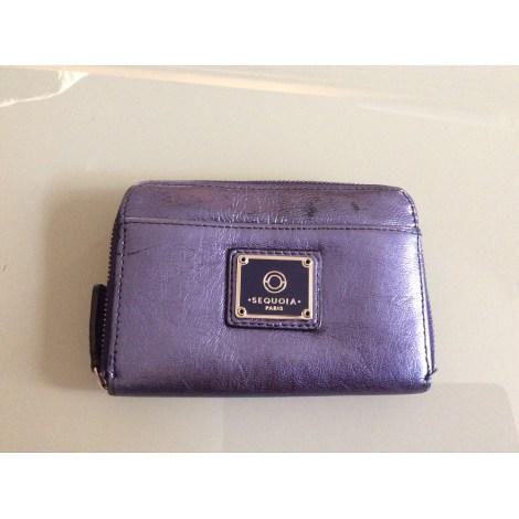 Porte-monnaie SEQUOIA Violet, mauve, lavande