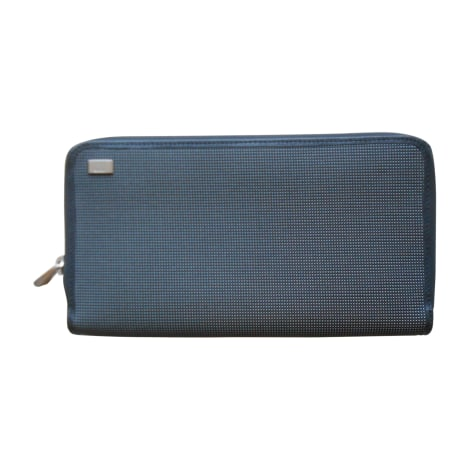Portefeuille DUNHILL Gris, anthracite