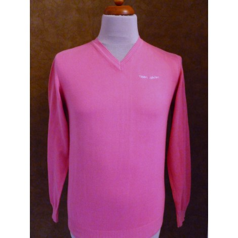Pull TEDDY SMITH Rose, fuschia, vieux rose
