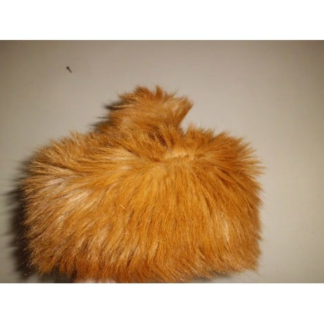 Bonnet MARQUE INCONNUE Orange