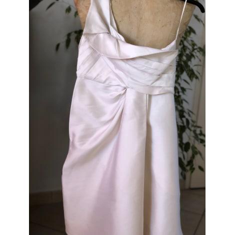 Mini-Kleid GUCCI Weiß, elfenbeinfarben