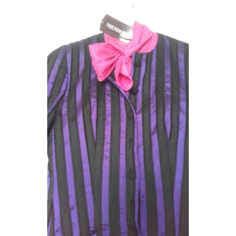 Tailleur jupe WEINBERG Violet, mauve, lavande