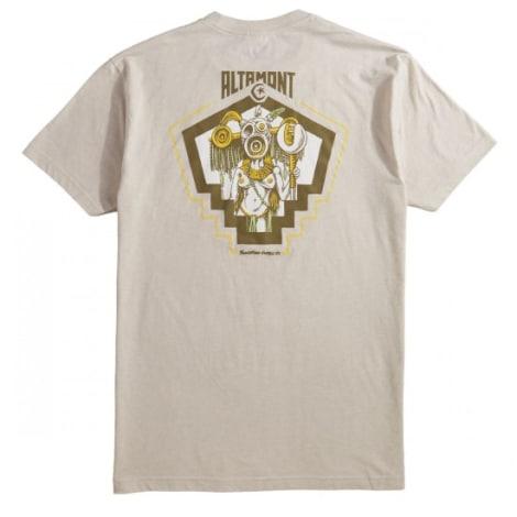 Tee-shirt ALTAMONT Beige, camel