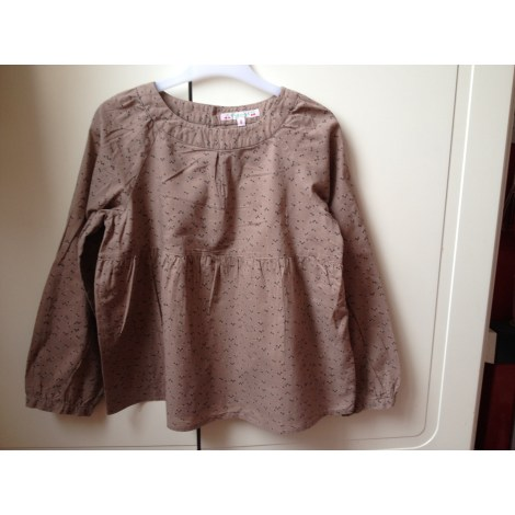 Blouse BONPOINT Marron