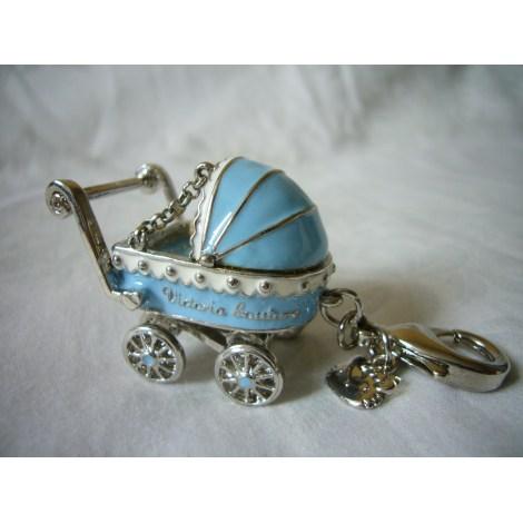 Parure bijoux VICTORIA COUTURE PAR VICTORIA CASAL Bleu, bleu marine, bleu turquoise
