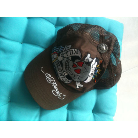 Casquette CHRISTIAN AUDIGIER Marron