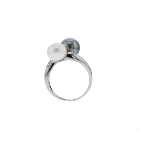 Bague RAMBAUD Gris, anthracite