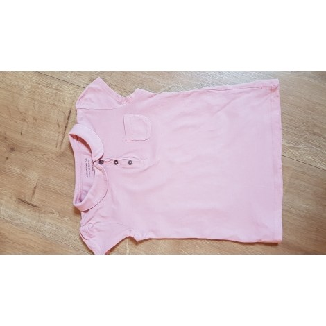 Top, Tee-shirt MONOPRIX Rose, fuschia, vieux rose