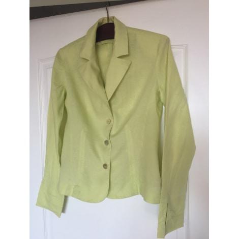 Blazer, veste tailleur PROMOD Jaune / vert clair