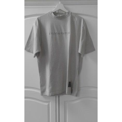 Tee-shirt CELIO Beige, camel
