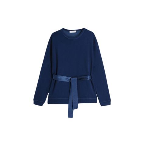 Pull SANDRO Bleu, bleu marine, bleu turquoise