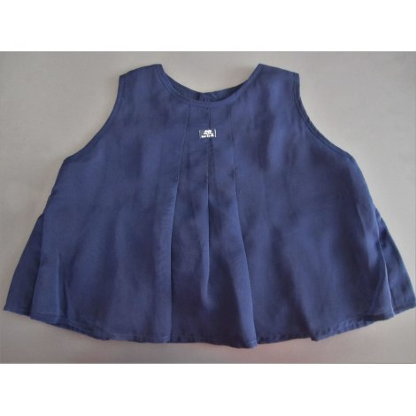Tunique LILI GAUFRETTE Bleu, bleu marine, bleu turquoise